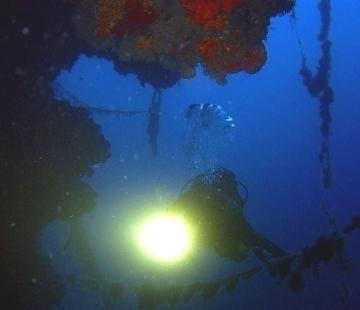 Technical TriMix Diver (TTD)